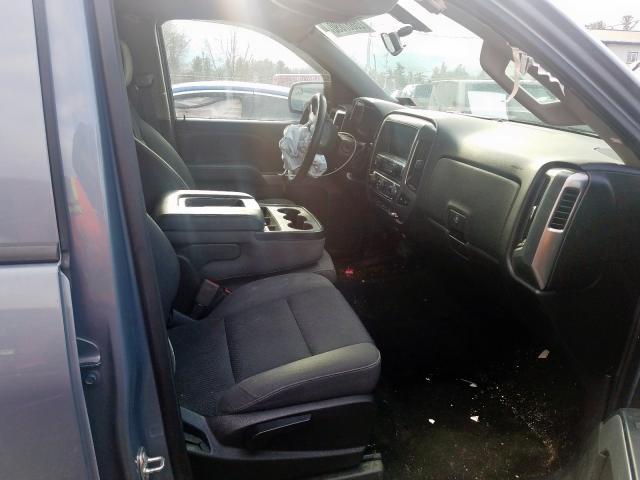 2015 Chevrolet SILVERADO | Vin: 3GCUKREC8FG519191