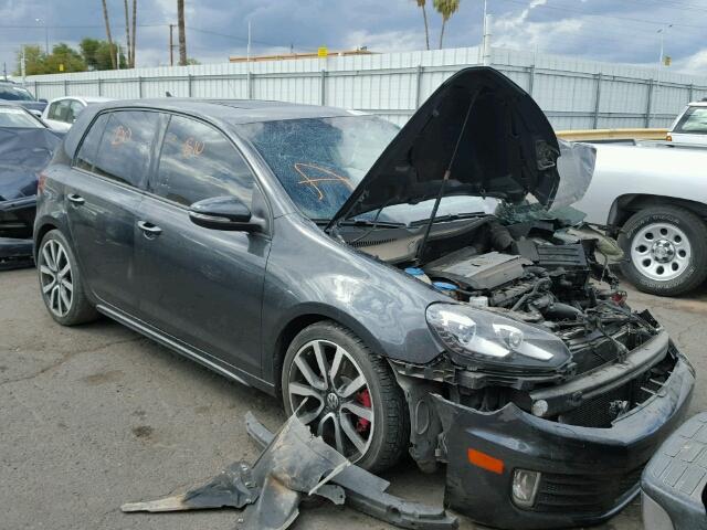 2012 VOLKSWAGEN GTI 2.0L