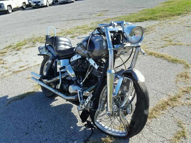 2012 CUST MOTORCYCLE