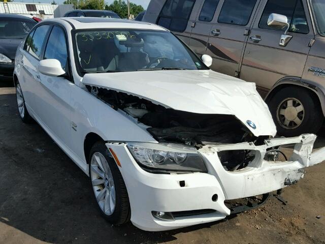 WBAPK5C54BF122614 - 2011 BMW 328XI SULE