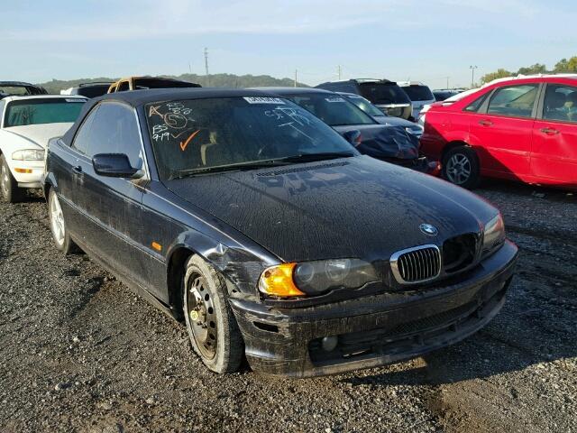WBABS33482PG83241 - 2002 BMW 325CI