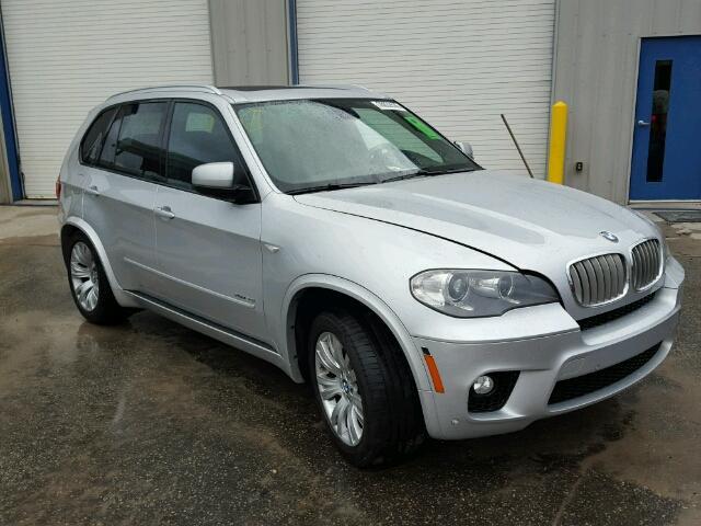 5UXZV8C5XD0C15679 - 2013 BMW X5 XDRIVE5