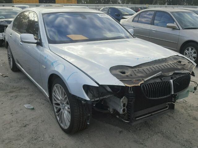 WBAHL83568DT14141 - 2008 BMW ALPINA B7