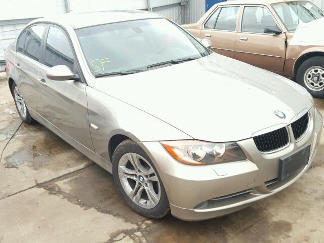WBAVC935X8K045033 - 2008 BMW 328XI