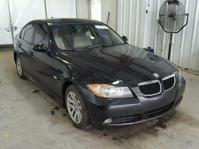 WBAVB17586NK33818 - 2006 BMW 325I AUTOM