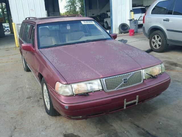 YV1KW9608V1036940 - 1997 VOLVO 960