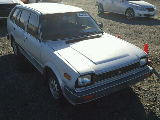 1982 HONDA CIVIC WAGO 1.5L