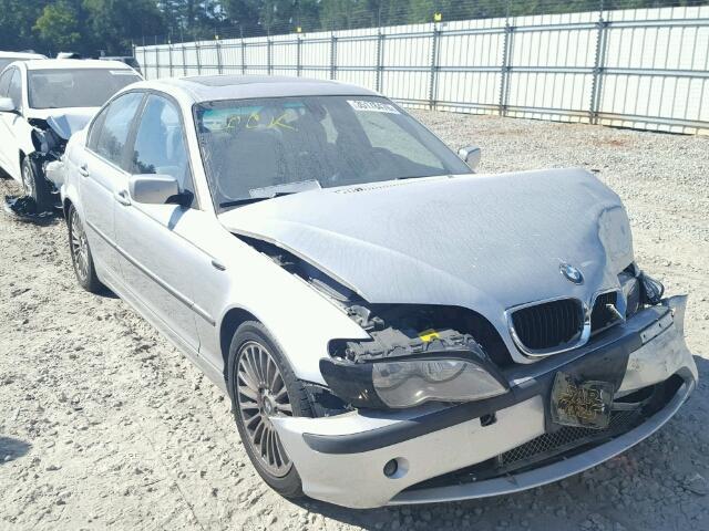 2002 BMW 330I 3.0L