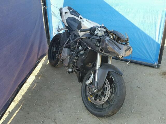 ZDM1XBGV89B009712 - 2009 DUCATI 848