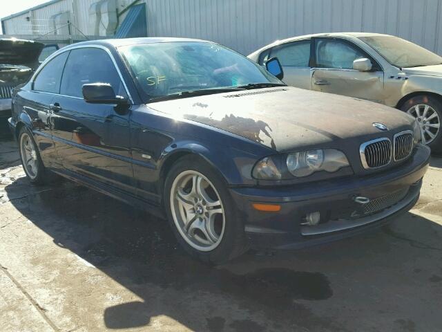 2003 BMW 330CI 3.0L