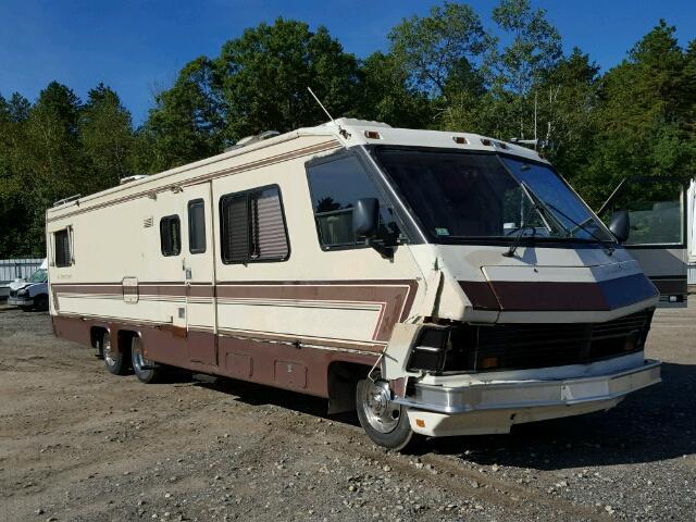 1GDKP37W4H3506811 - 1987 GMC P3500