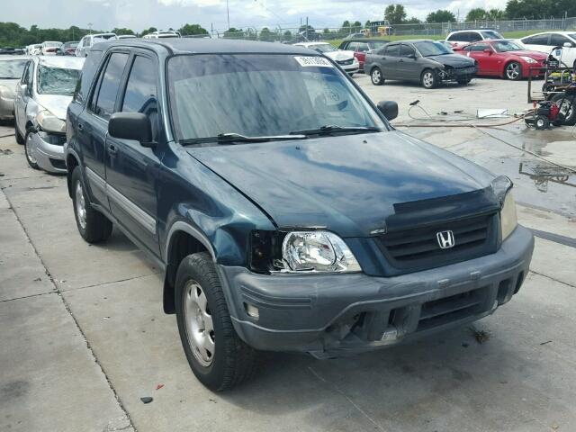 JHLRD2840WC015560 - 1998 HONDA CR-V LX