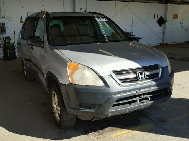 SHSRD78834U258687 - 2004 HONDA CR-V EX