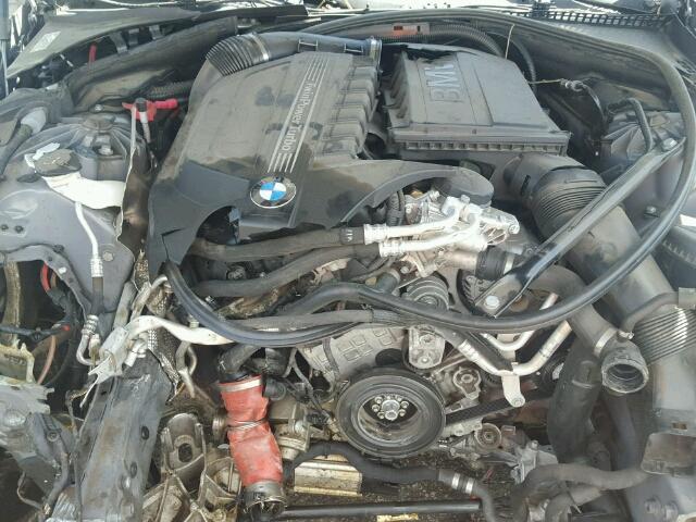 WBA5B1C57ED480855 - 2014 BMW 535I