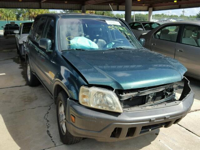 JHLRD18641C042216 - 2001 HONDA CR-V EX