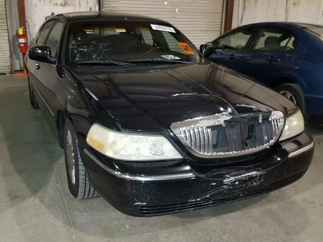 1LNHM82W63Y618285 - 2003 LINCOLN TOWN CAR S