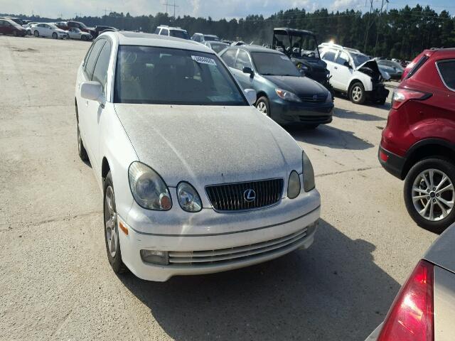 2001 LEXUS GS 300 3.0L