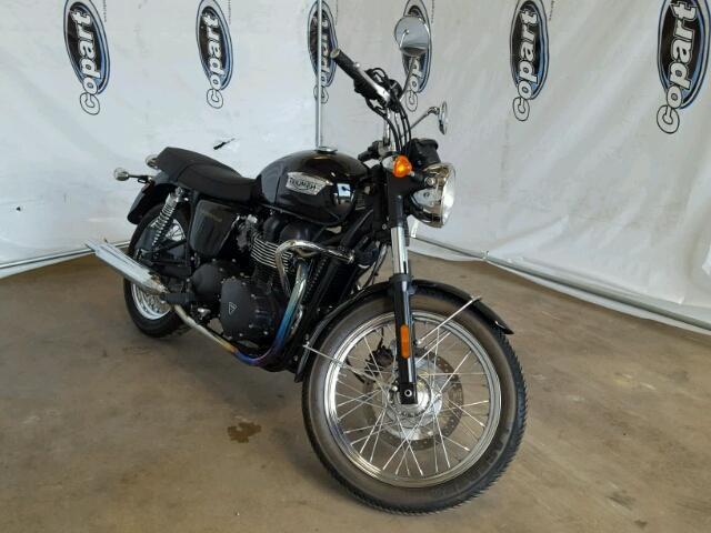 SMT900K158T329642 - 2008 TRIUMPH MOTORCYCLE BONNEVILLE