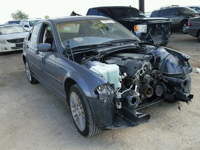 2001 BMW 330I 3.0L