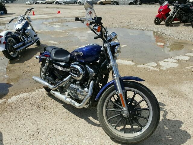 1HD1CX3127K409204 - 2007 HARLEY-DAVIDSON XL1200L