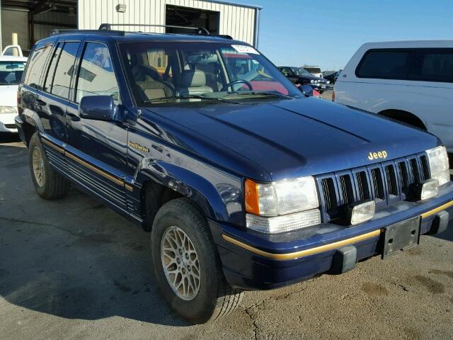 Vallejo Auto Sales >> Auto Auction Ended on VIN: 1J4GZ78S1PC700843 1993 Jeep Grand Cher in Vallejo, CA