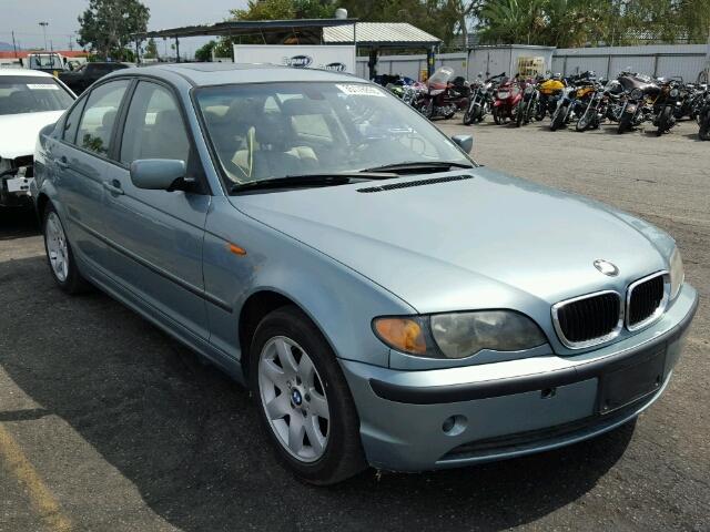 WBAAZ33495KW76191 - 2005 BMW 325 SULEV