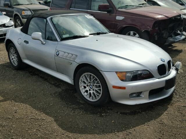 2001 BMW Z3 2.5 2.5L