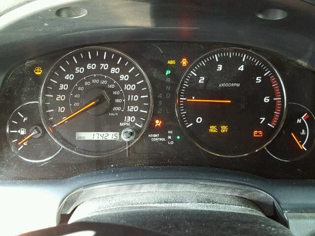 JTJBT20X940029489 - 2004 LEXUS GX 470