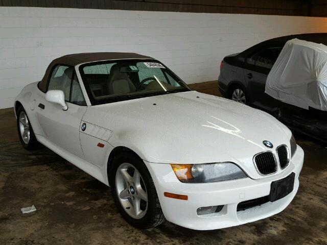 4USCJ3328VLC04945 - 1997 BMW Z3 2.8