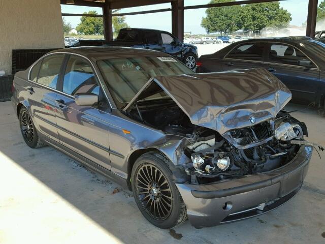 2003 BMW 330I 3.0L