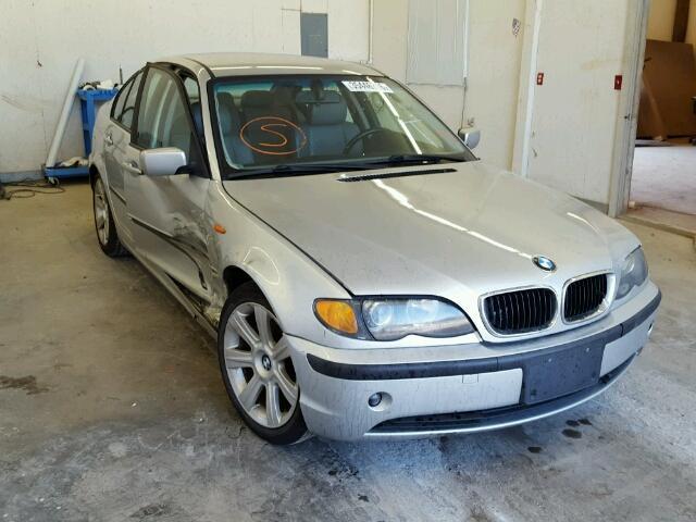 WBAET37483NH04445 - 2003 BMW 325I