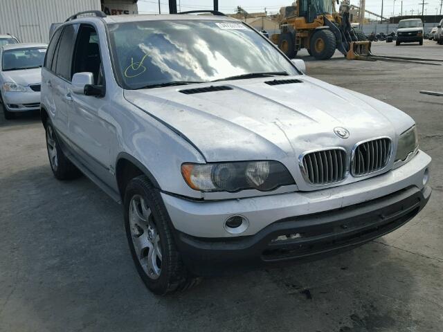 2001 BMW X5 4.4I 4.4L