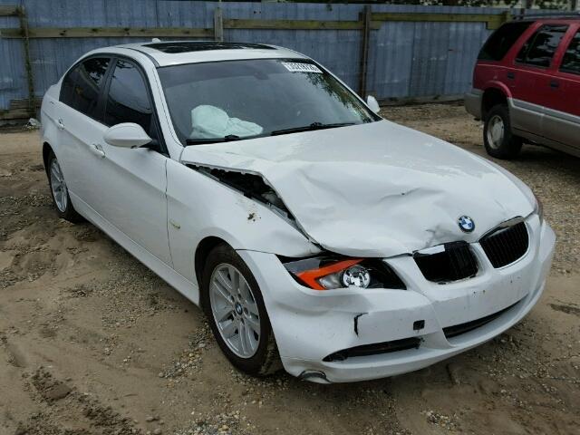WBAVB13516KR66509 - 2006 BMW 325I