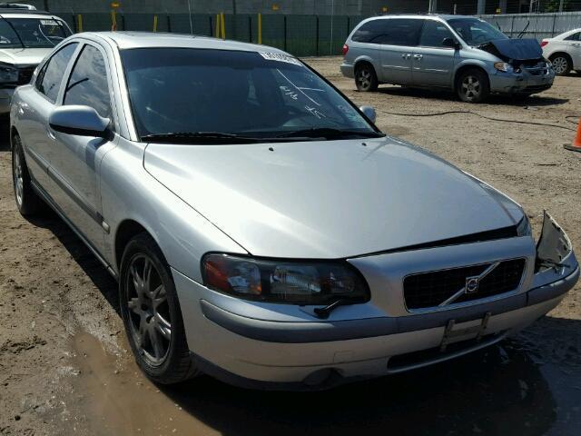 2003 VOLVO S60 2.5T A 2.5L