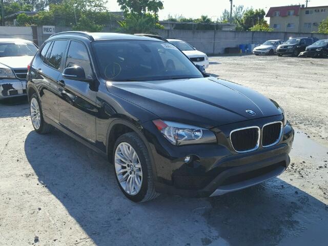 WBAVM1C54EVW56636 - 2014 BMW X1