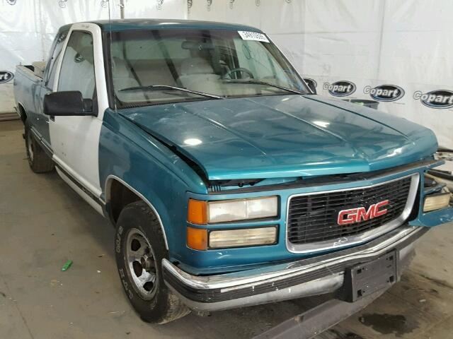 2GTEC19RXT1557737 - 1996 GMC SIERRA C15