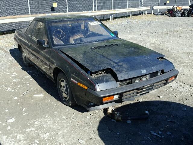 1986 SUBARU XT GL-10 1.8L