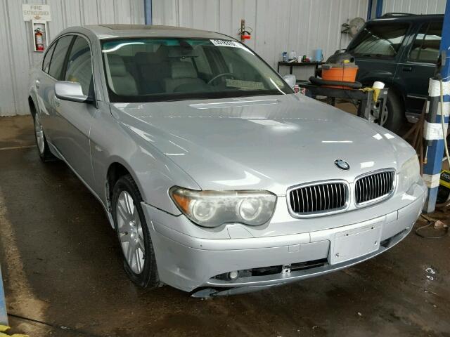 2003 BMW 745I 4.4L