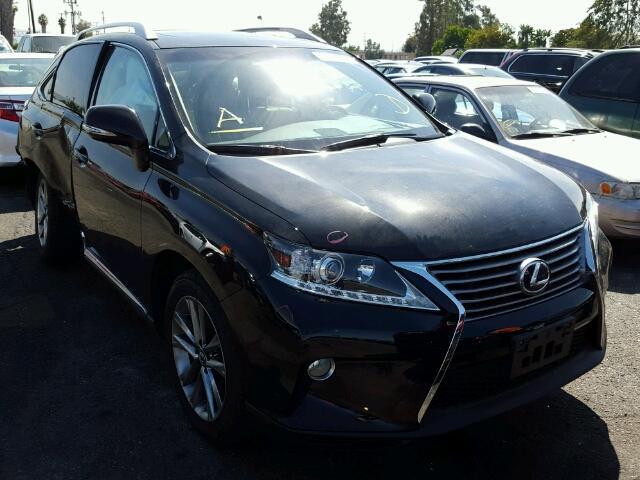 2013 LEXUS RX 450H 3.5L