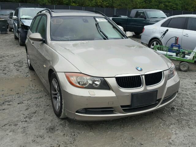 WBAVT73588FZ37228 - 2008 BMW 328XIT
