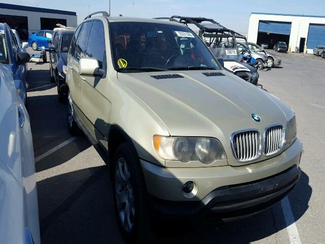 WBAFB3348YLH02694 - 2000 BMW X5 4.4I