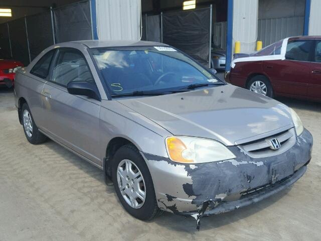 2002 HONDA CIVIC LX 1.7L