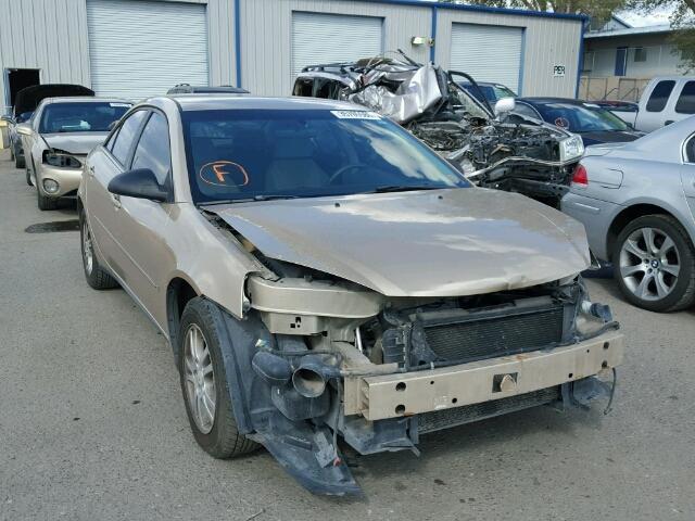 2006 PONTIAC G6 SE 1 3.5L