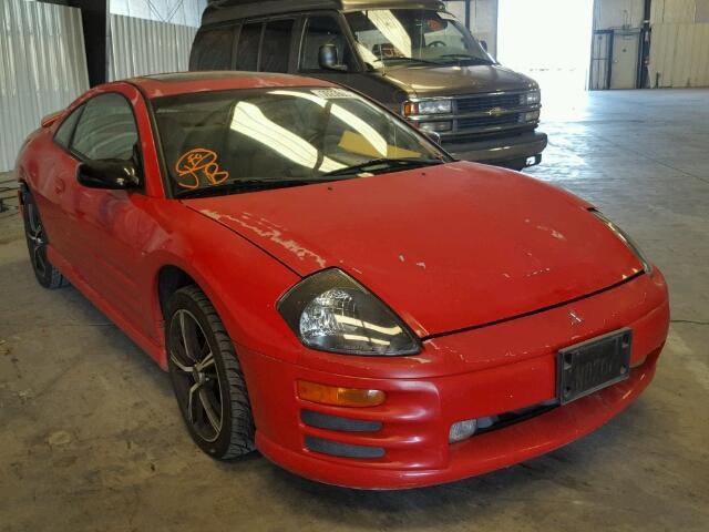 4A3AC54H61E039816 - 2001 MITSUBISHI ECLIPSE GT