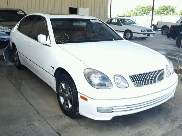 2003 LEXUS GS 300 3.0L