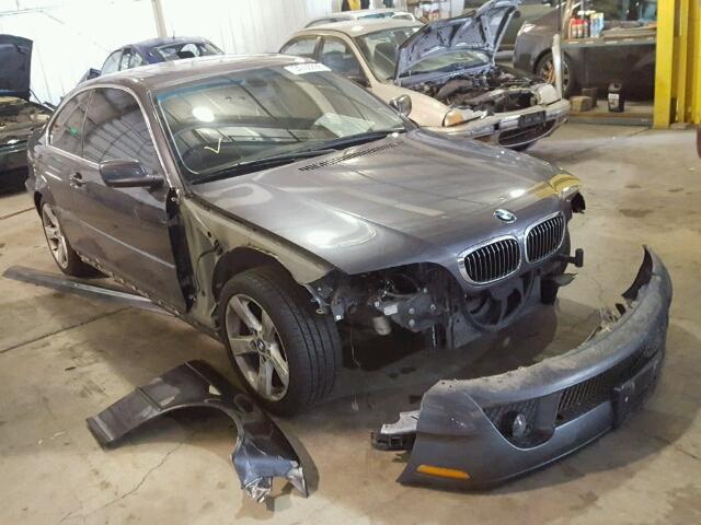 WBABD33495PL06428 - 2005 BMW 325CI