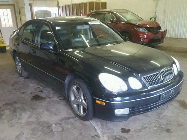 2002 LEXUS GS 430 4.3L
