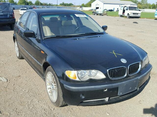 WBAEW53482PG17995 - 2002 BMW 330XI