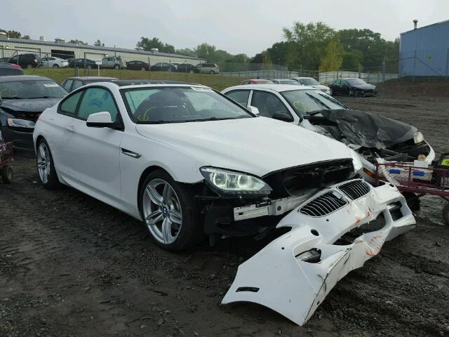 WBALY1C51EDZ73310 - 2014 BMW 640XI