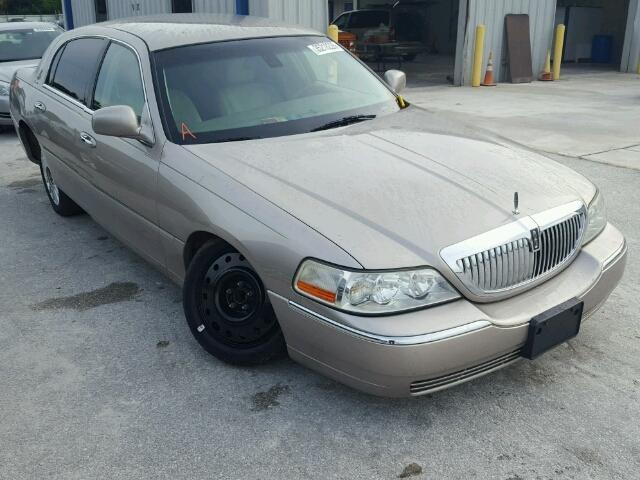 1LNHM82WX3Y651130 - 2003 LINCOLN TOWN CAR S
